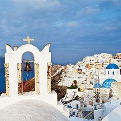 Oia, Santorini - Greece Pictures - Coastal Living
