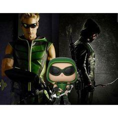 Figurine Funko Pop DC Smallville Green Arrow geek suisse shop noel Smallville, Green Arrow, Funko Pop, Deadpool, Geek Stuff, Superhero, Fictional Characters, Shopping, Video Games