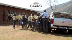 Amarok Test Drives For Good   Test Drive for Good Initiative, CSR Amarok Campaign to Help Communities   Award-winning Advertising & Marketing Communications/Brand   D&AD