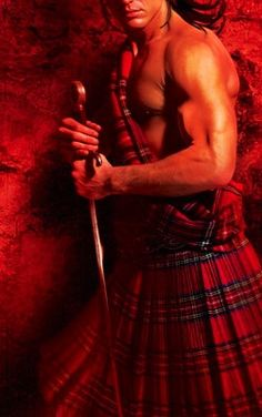 Gene Mollica art - Highlander Untamed (MacLeod's of Skye Trilogy, #1) by Monica McCarty