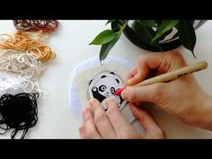 Embroidery, Beads, Sewing, Youtube, Craft, Seed Bead Tutorials, Needlepoint, Manualidades, Beading