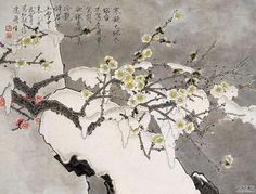 Zhou Yansheng (周彦生) 그림 감상