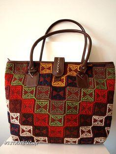 kilim purse