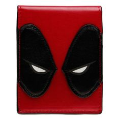 MARVEL Deadpool Head Wallet //Price: $18.80 & FREE Shipping //     #picacollection #shopping #anime #videogames #cinema #fashion