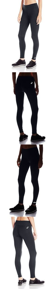 Compression and Base Layers 179822: Asics Women S Run Tights Small Tall Black, New -> BUY IT NOW ONLY: $36.48 on eBay!
