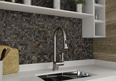 Cozinha com Mosaico - #ceramicaportinari