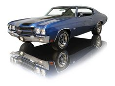 1970 Restored Chevrolet Chevelle SS ZZ502 TH400 12 Bolt 3.31 Muscle Car. Sold by RK Motors Charlotte.