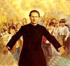 an essay on saint johndon bosco About st john bosco  pope john paul ii proclaimed him the father and teacher of youth no one did more in the last century for so many people than don bosco.
