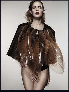 IRIS VAN HERPEN: ESCAPISM & CRYSTALLIZATION | mimosas in bed: a renegades guide to style and sabotage