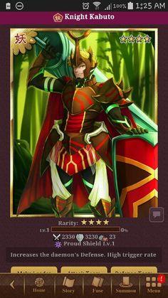 Knight Kabuto