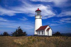 Cape Blanco by Michael Kinnaman - Photo 100227165 - 500px