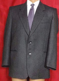 Gianpaolo Multi color Wool 2 Button Sport Coat Size  42R #Gianpaolo #TwoButton