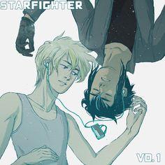 STARFIGHTER ALBUM 01 by HamletMachine on deviantART