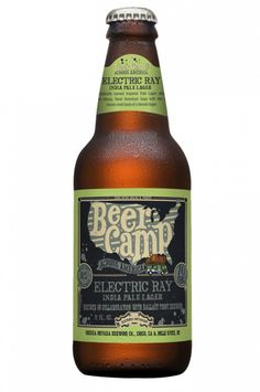 Review : Sierra Nevada- Ballast Point Beer Camp Electric Ray #CraftBeer #BeerCamp