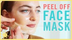 DIY | Best Peel Off Face Mask | What's Up Moms | Bloglovin' #CharcoalFaceScrub Diy Peel Off Face Mask, Diy Face Mask, Face Peel, Marlo Thomas, Elizabeth Hurley, Face Care, Skin Care, Clear Skin Fast, Acne Mask