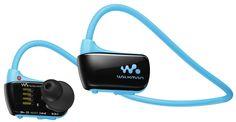 Sony NWZ-W273SL / 4 GB (Blue) | MALL.CZ