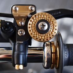"""NJ Komet"" detail by Hot Dock Cycles | Harley-Davidson EL ""Knucklehead"" engine | HD WL 750 type frame | Bates headlight |Japan"
