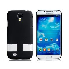 Dual Kick Stand Black Samsung Galaxy S4 case