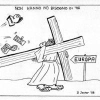 Davanti al Parlamento Europeo il ministro saudita dichiara categoricamente che non potranno mai essere costruite chiese nella terra sacra dell'Islam.... Continua a Leggere... Continua a Leggere