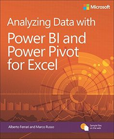 Save 18%! - Analyzing Data with Power BI and Power Pivot for Excel (Business Skills)
