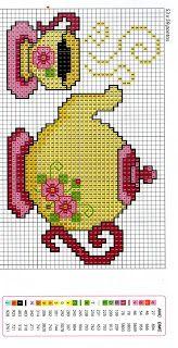 Magic wand cross stitch pattern printable by ClimbingGoatDesigns Embroidery Leaf, Cross Stitch Embroidery, Embroidery Patterns, Funny Embroidery, Cross Stitch Charts, Cross Stitch Designs, Cross Stitch Patterns, Cross Stitch Kitchen, Plastic Canvas Patterns