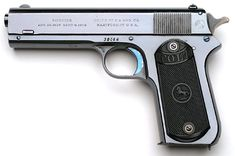 Colt 1903 Pocket Hammer .38 ACPLoading that magazine is a pain! Get your Magazine speedloader today! http://www.amazon.com/shops/raeind