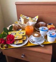 Breakfast, Room, Morning Coffee, Bedroom, Rooms, Rum, Peace