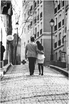 Cobble streets  / Photography © – Stephenson Imagery / www.frenchweddingstyle.com /