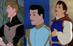 The Disney prince medley - Google Search