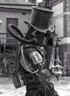 Steampunk visions