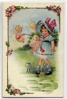 Instant digital download.Fairies and little by THEVELVETRABBIT