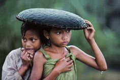 Two of Us By Steve McCurry