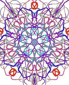 Hearts Entwined in Loving Peace