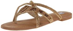 Not Rated Women's Trippin On Tribal Dress Sandal >>> To view further, visit now - Wedge sandals