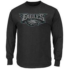 a99ab1b1b Get this Philadelphia Eagles Critical Victory Long Sleeve T-Shirt at  PhillyTeamStore.com Eagle