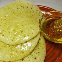 Вкусный завтрак. Марокканские блинчики