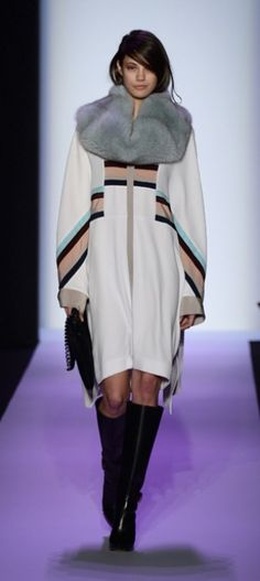 Mercedes-Benz Fashion Week: BCBGMAXAZRIA Fall/Winter 2014