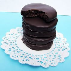Home Made Girl Scout Thin Mints