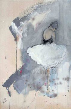 View PETRA KAINDEL's Artwork on Saatchi Art. Find art for sale at great prices from artists including Paintings, Photography, Sculpture, and Prints by Top Emerging Artists like PETRA KAINDEL. Ceramic Painting, Acrylic Painting Canvas, Balerina Drawing, Ballerina Art, Figure Sketching, Dance Art, Love Drawings, Petra, Saatchi Art
