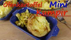 Kumpir - türkische Ofenkartoffel - Rezept von Lila Kuchen Mashed Potatoes, Meat, Chicken, Ethnic Recipes, Mayonnaise, Food, Youtube, Turkish Recipes, Vegan Cake