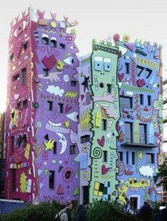 immeuble en Allemagne