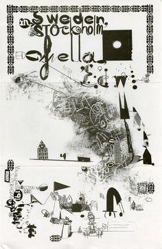 ed-fella-svedsko-ed-fella-in-stockholm-2003plakat-43-x-28-cm-ed-fellafoto-archiv-moravske_Posters for Ed Fella's Last Lecture