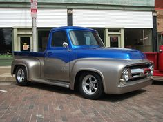 1953 Ford truck