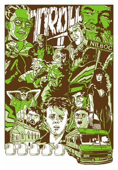 "Troll 2 - 2/10 stars (simply the best ""worst"" movie i have ever seen)"