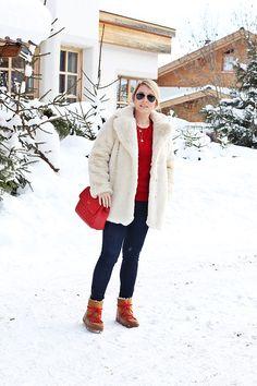 Fakefur Mantel, Winterboots & schwelgen in Erinnerungen | Fashion Kitchen