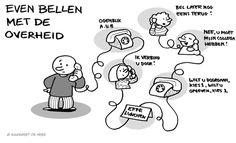 cartoon Margreet de Heer
