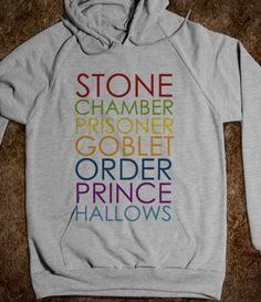Stone Chamber Prisoner Goblet Order Prince Hallows  I think I would like this shirt for me...I know Megan and Katie will want one also!