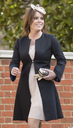 bd98ea24ea653 PHOTOS  Princesses Beatrice   Eugenie Look Lovely During Easter Services
