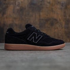 New Balance 288 Suede  black gum Sneakers Art 8443c8e4121