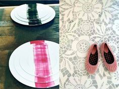 nice idea for plates (an a beautiful flog in general)